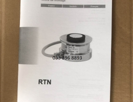 HBM Loadcell Model: RTN 0.05/100t